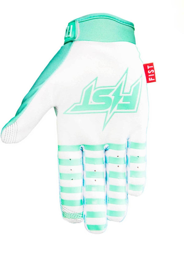 FIST TAKA TEAL DEAL GLOVES X-SMALL