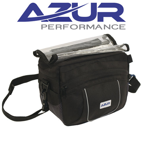 AZUR HANDLEBAR BAG BLACK