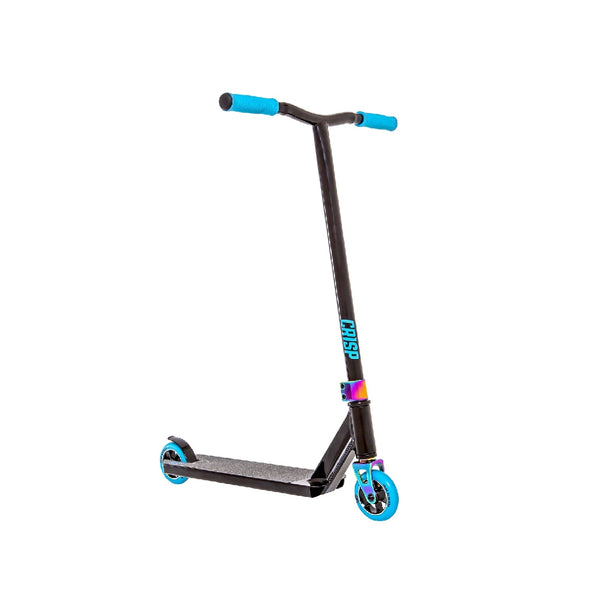 CRISP SWITCH MINI 2021 BLACK/BLUE SCOOTER