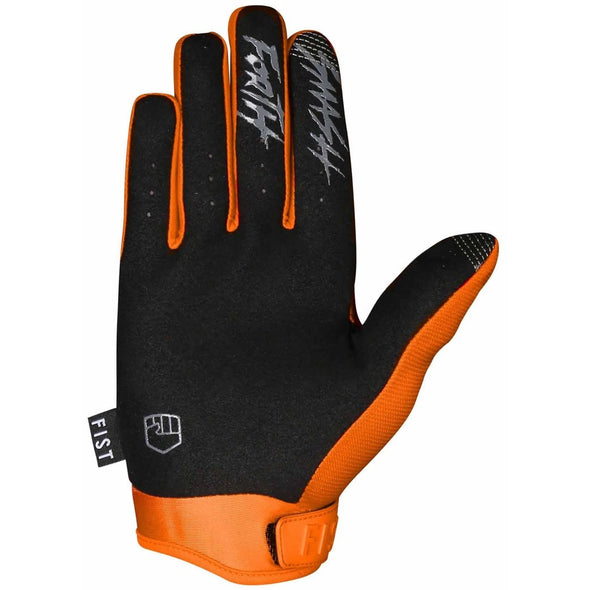 FIST GLOVES STOCKER ORANGE SMALL