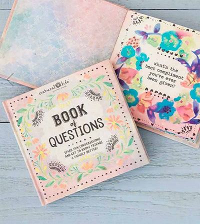 "Beautiful Questions That are Like Little ""Gifts"" for the Soul!"
