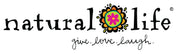 natural life - give. love. laugh logo