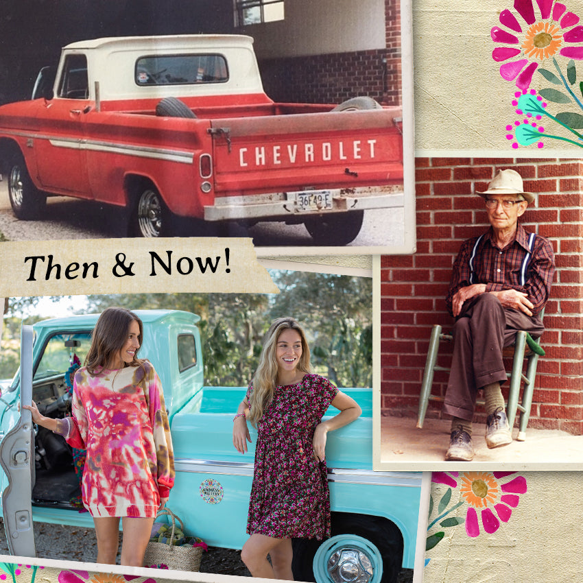 The 1966 Chevrolet C-10 then & now!