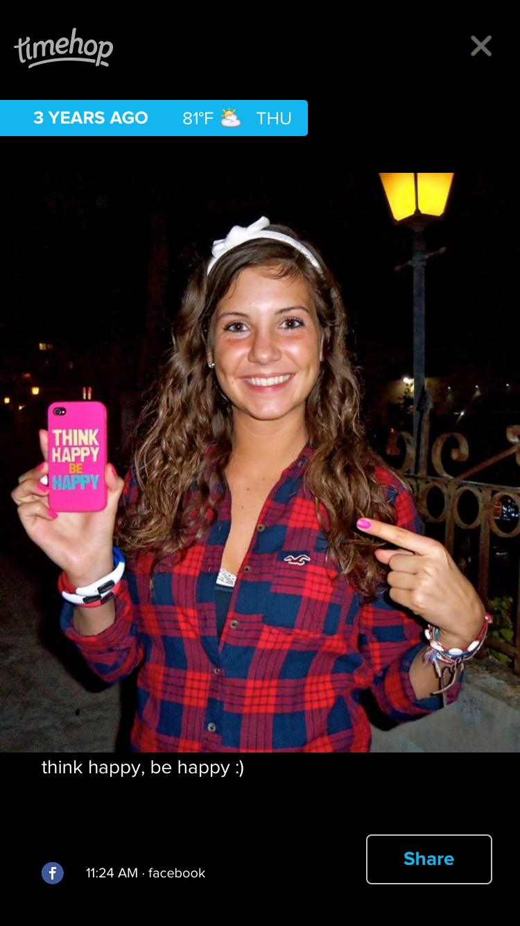 Carolyn with a Natural Life phone case
