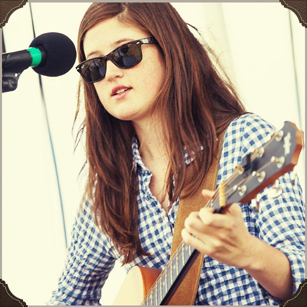 Madison performing at the NLMF 2013.