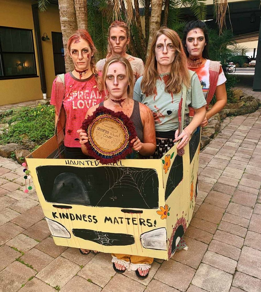 Zombie Natural Life Costumes