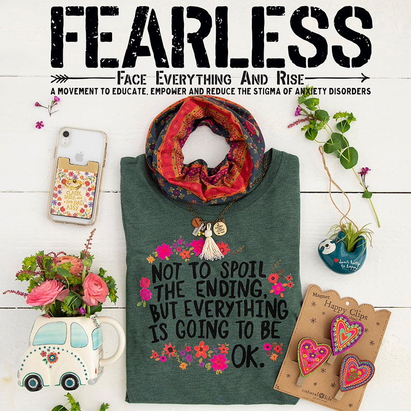 FEARLESS Collection Flatlay