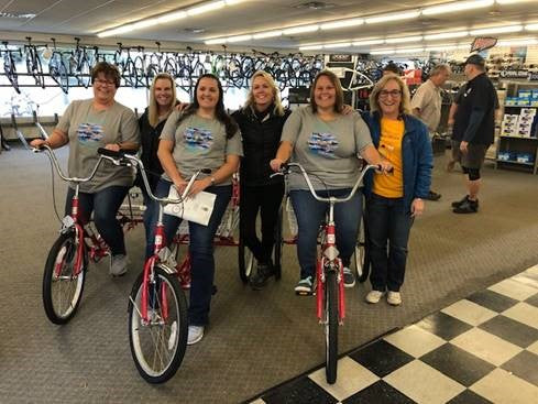 Trikes for children with autism
