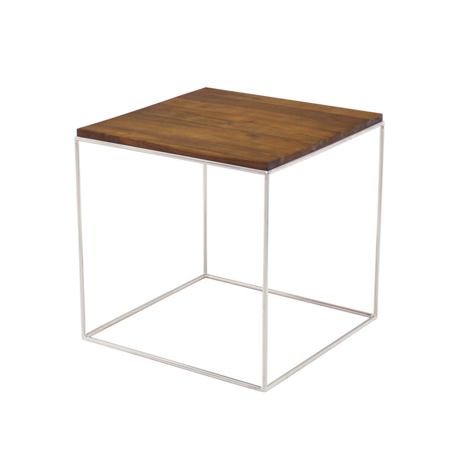 Cube Nesting End Table