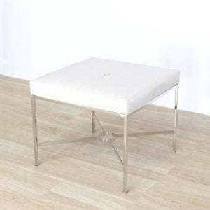 Square X-Ring Base Bench