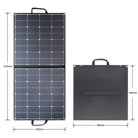 ACOPOWER 100 Watt Monocrystalline Sunpower Foldable Solar Panel
