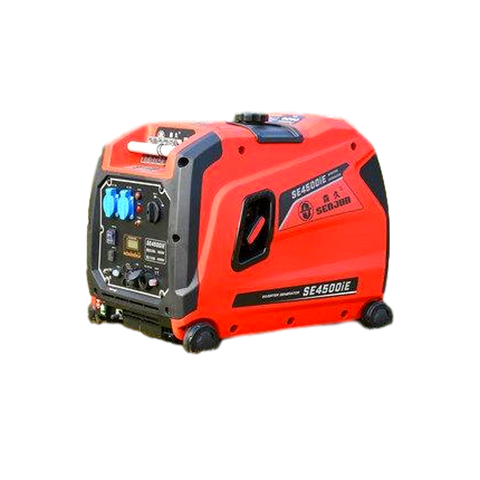 220V High-Power 4KW/KW Power Gasoline Generator