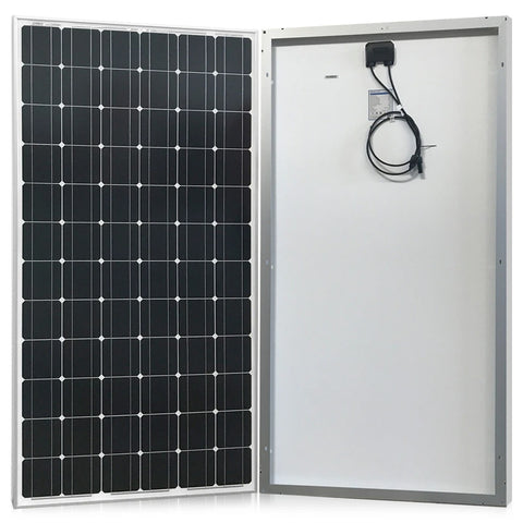 Image of ACOPOWER 200 Watt 24 Volts Monocrystalline for Water Pumps, Residential Power Supply