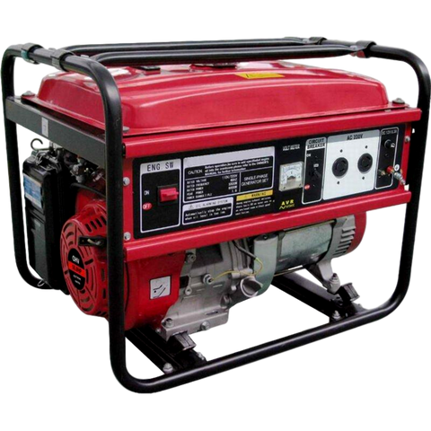 1500 Recoil Starting Portable Generator