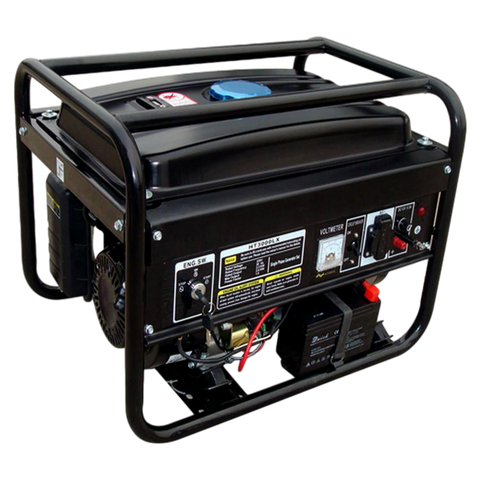 2500E 2kw 168FE GX200 Electri Starting Mini Generator