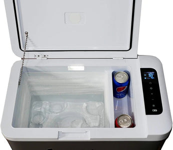 ACOPOWER P25A Portable Compressor Fridge Freezer for car and Home, -4°F True Freezing