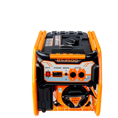 Image of Portable Gasoline Power Generator