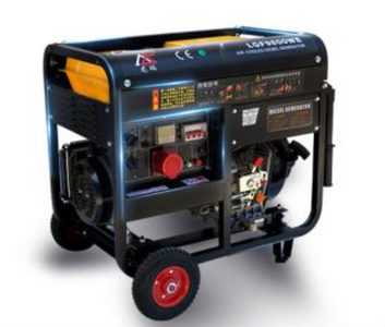 8000w Gasoline Power Diesel Generator Set