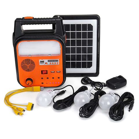 Image of 110V-220V Solar Power Generator