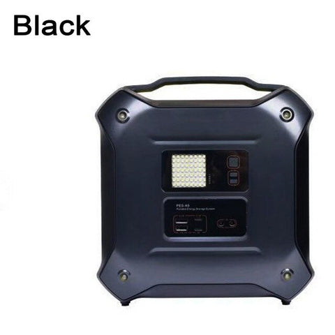 300W 220V Portable Energy Solar Inverter Generator