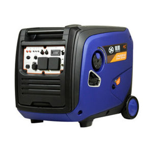 Portable Gasoline Mute 4000W High Power Generator