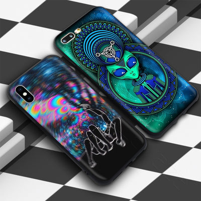 Psychedelic Dance Rave Case | All iPhone Models