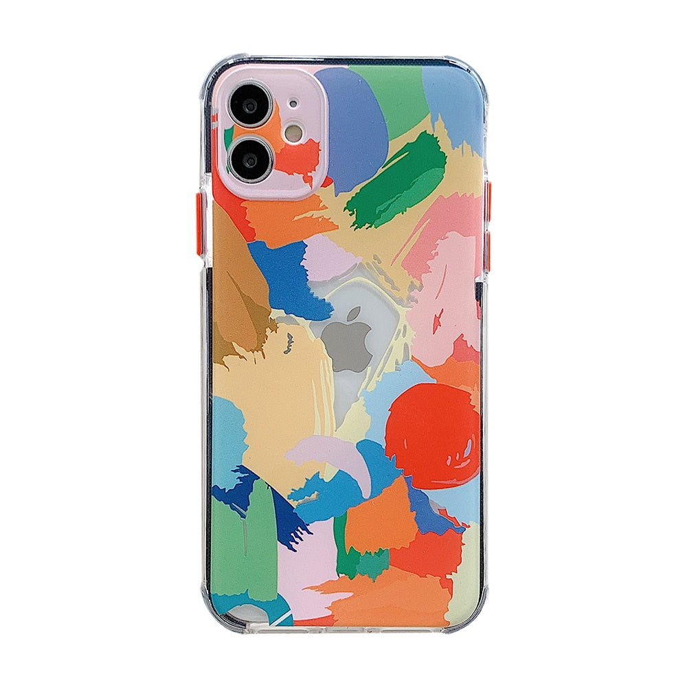 Shockproof Graffiti Case - iPhone 12 | All iPhone Models