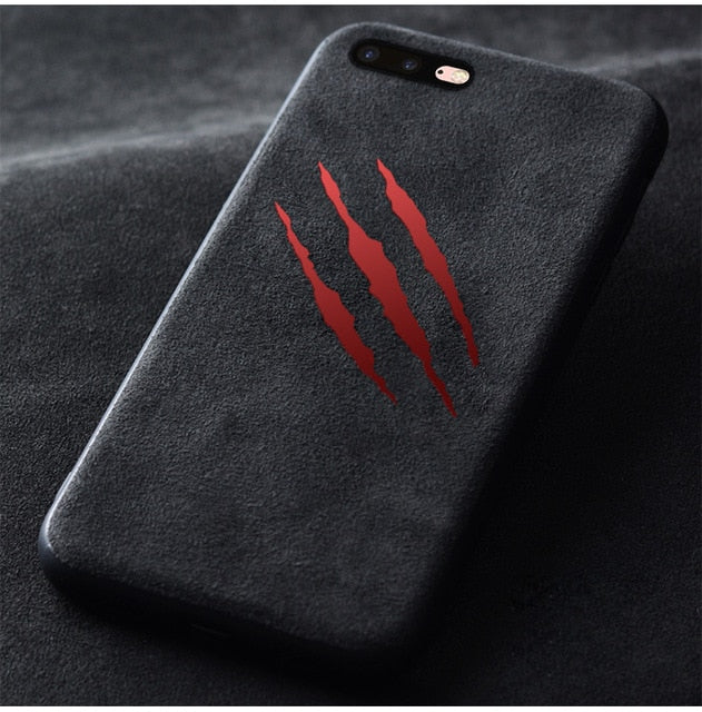Suede Claw iPhone 12 Case | All iPhone Models