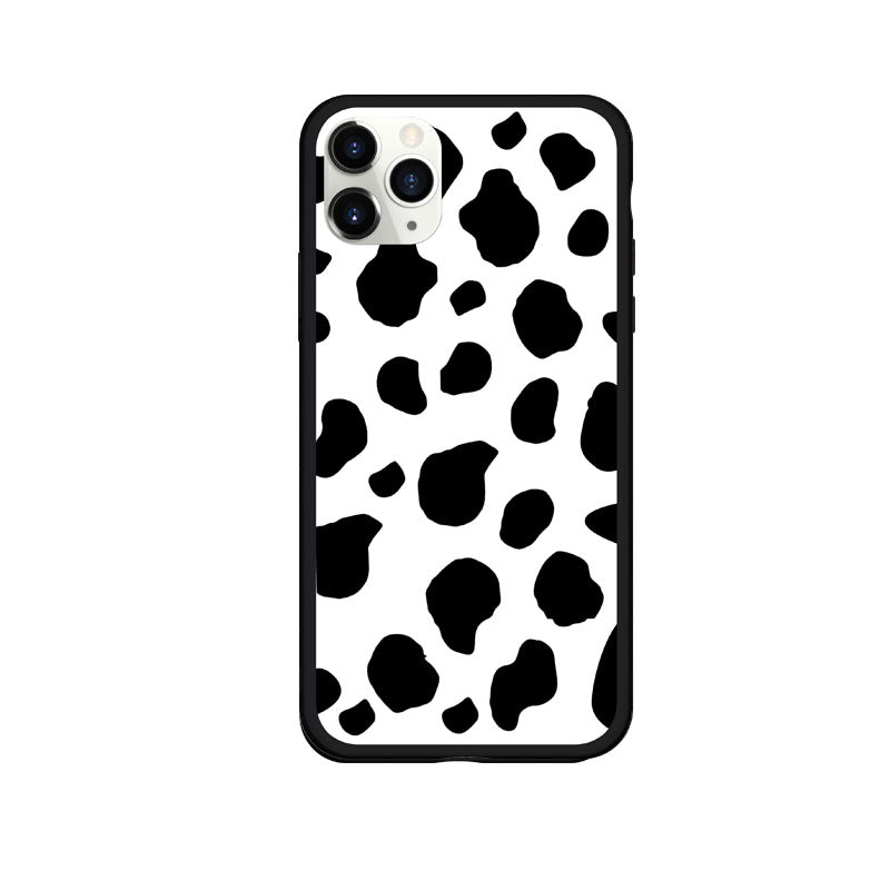 Cow Symbol Pattern iPhone 11 & 12 Case | All iPhone Models
