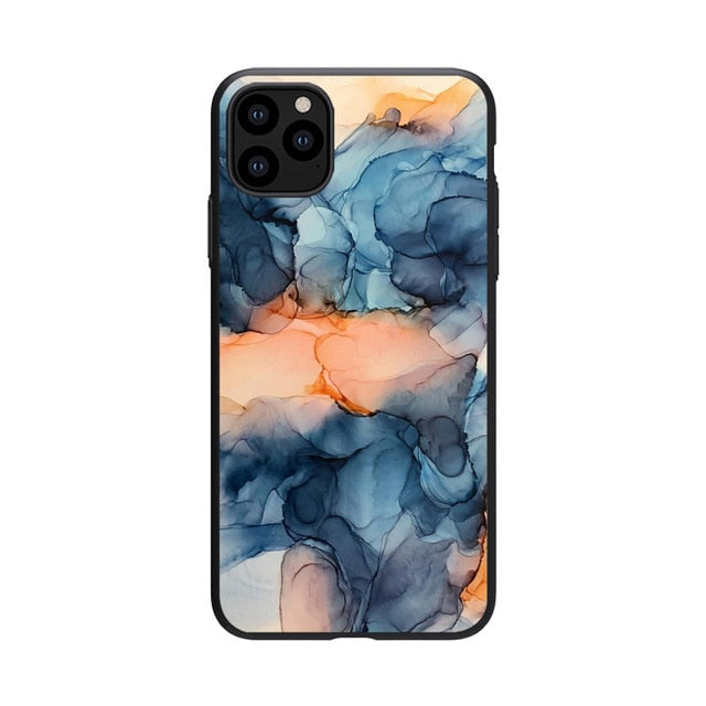 Floral Cloudy iPhone Case | All iPhone Models