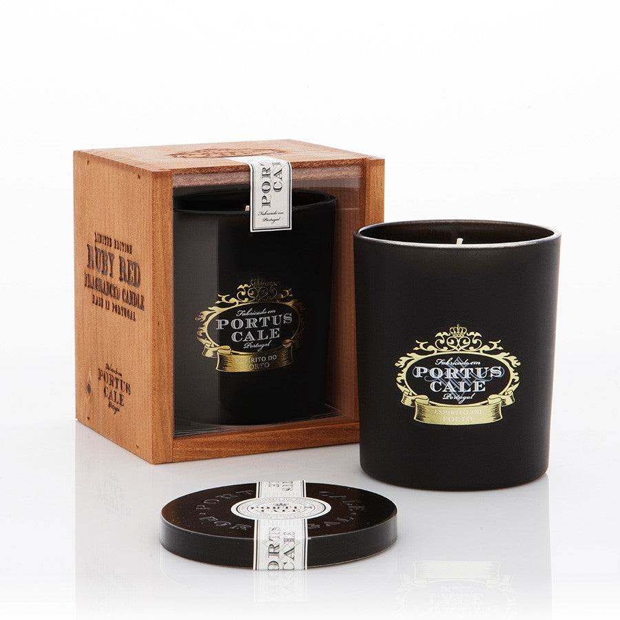 Castelbel Porto- Portus Cale- Ruby Red Candle