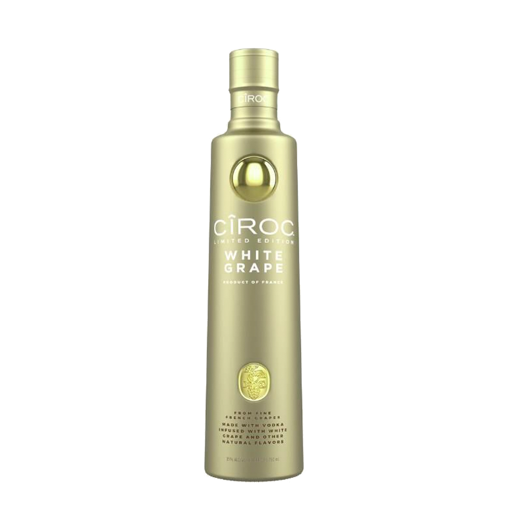 CIROC WHITE GRAPE LIMITED EDITION VODKA