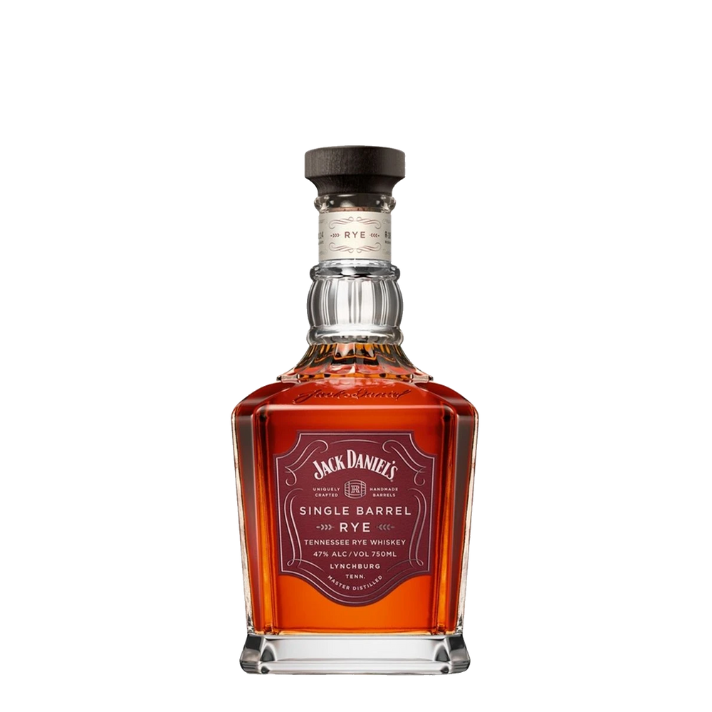 Load image into Gallery viewer, JACK DANIEL'S SINGLE BARREL RYE WHISKEY