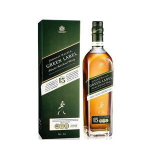 JOHNNIE WALKER GREEN LABEL (5405039296666)
