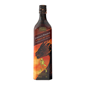 JOHNNIE WALKER A SONG OF FIRE GAME OF THRONES EDITION (5405045948570)