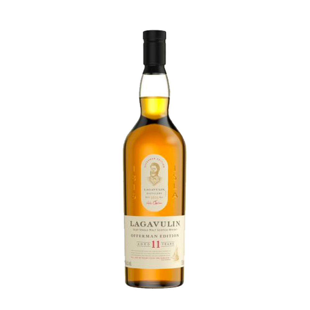 LAGAVULIN OFFERMAN EDITION 11 YEAR OLD (5405045686426)