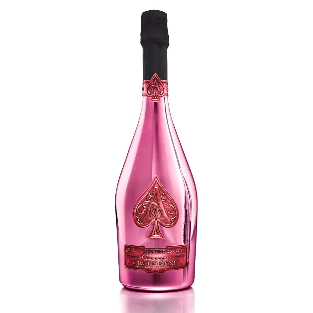 ARMAND DE BRIGNAC ACE OF SPADE BRUT ROSE CHAMPAGNE (5405262774426)