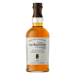 BALVENIE THE SWEET TOAST OF AMERICAN OAK 12 YEAR OLD