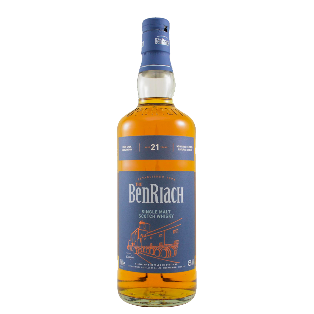 BENRIACH 21 YEAR OLD