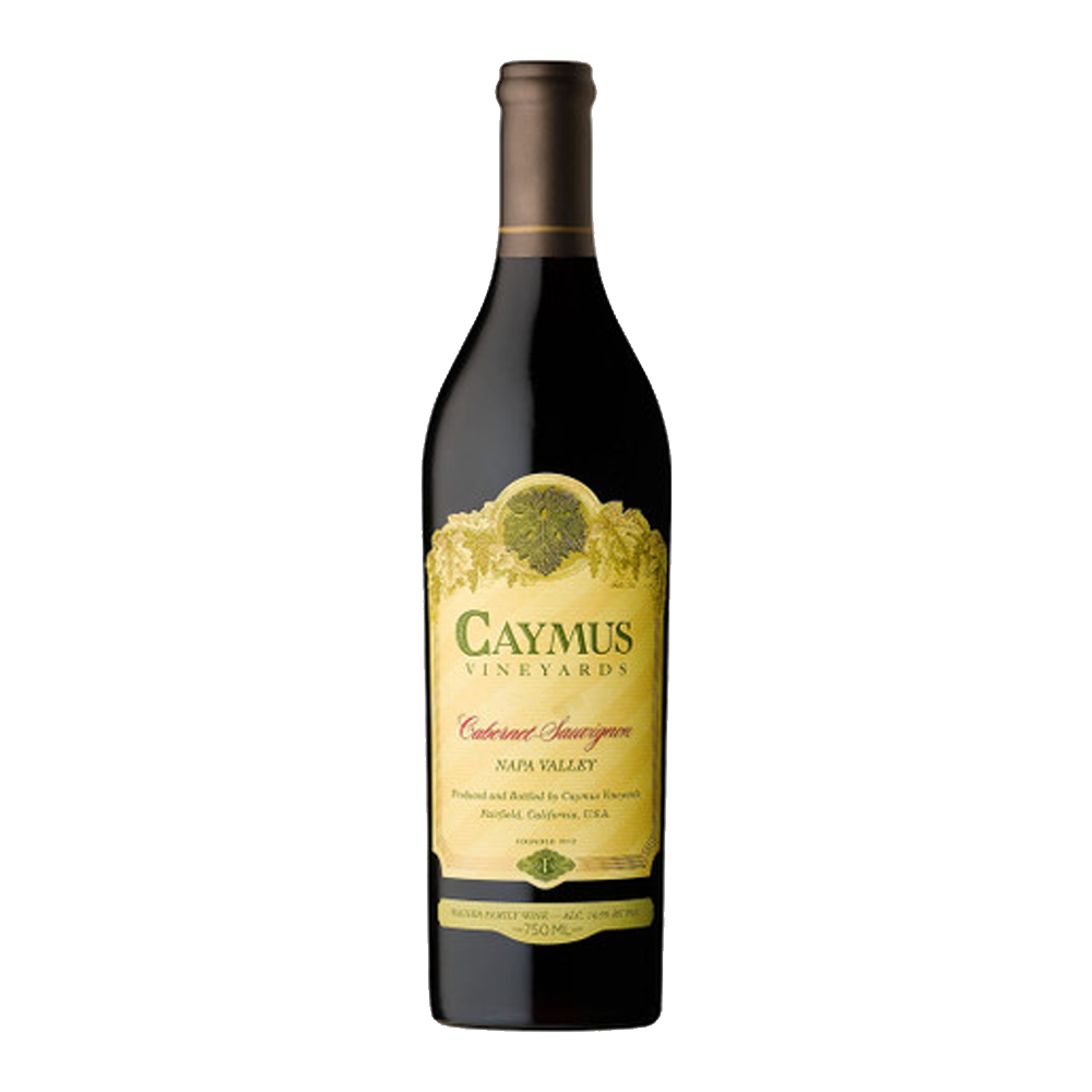 Load image into Gallery viewer, CAYMUS CABERNET SAUVIGNON NAPA 2018