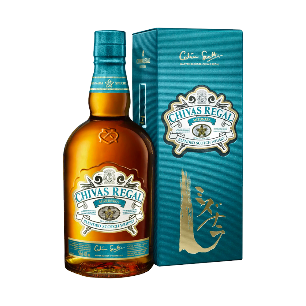 Load image into Gallery viewer, CHIVAS REGAL MIZUNARA (5404906225818)