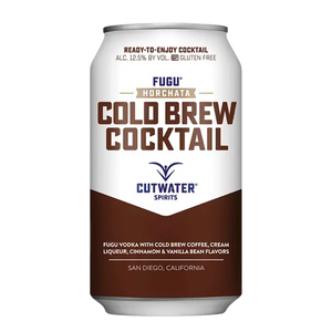 Load image into Gallery viewer, CUTWATER HORCHATA COLD BREW