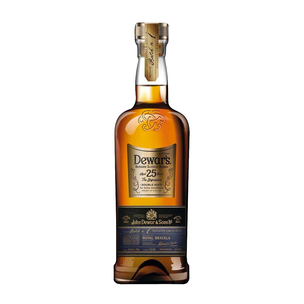 DEWAR'S 25 YEAR OLD (5404914679962)