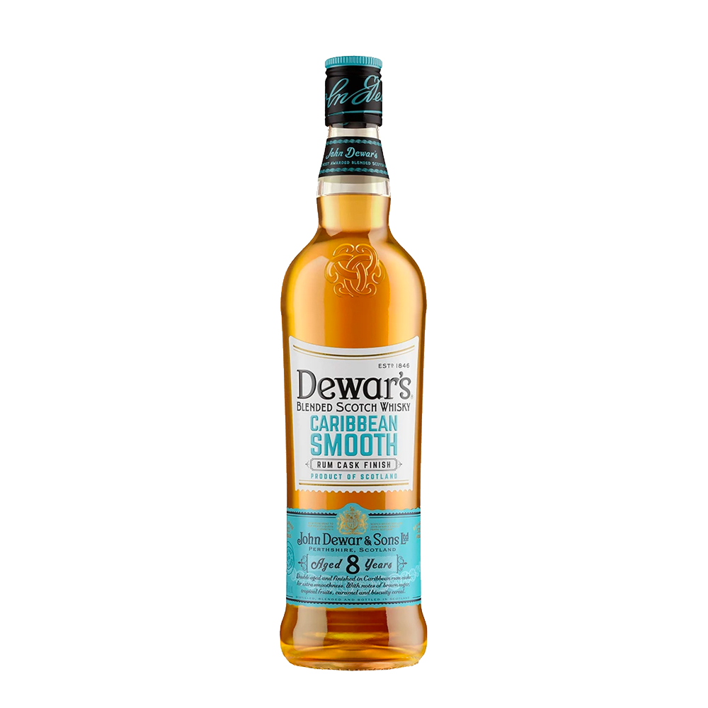 DEWAR'S CARIBBEAN SMOOTH 8 YEAR OLD (5404920021146)