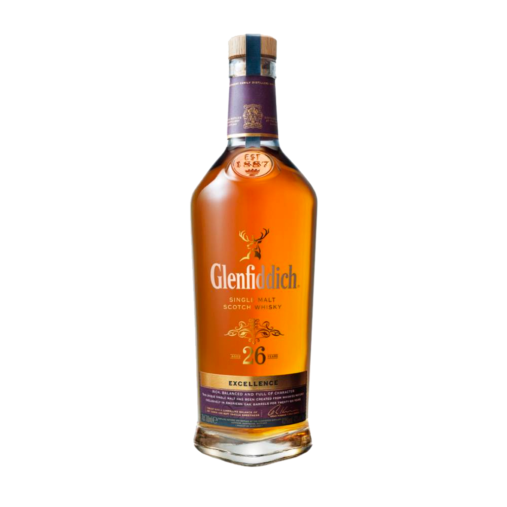 GLENFIDDICH 26 YEAR OLD (5404978020506)