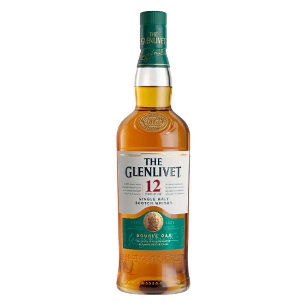 Load image into Gallery viewer, GLENLIVET 12 YEAR OLD (5404908650650)