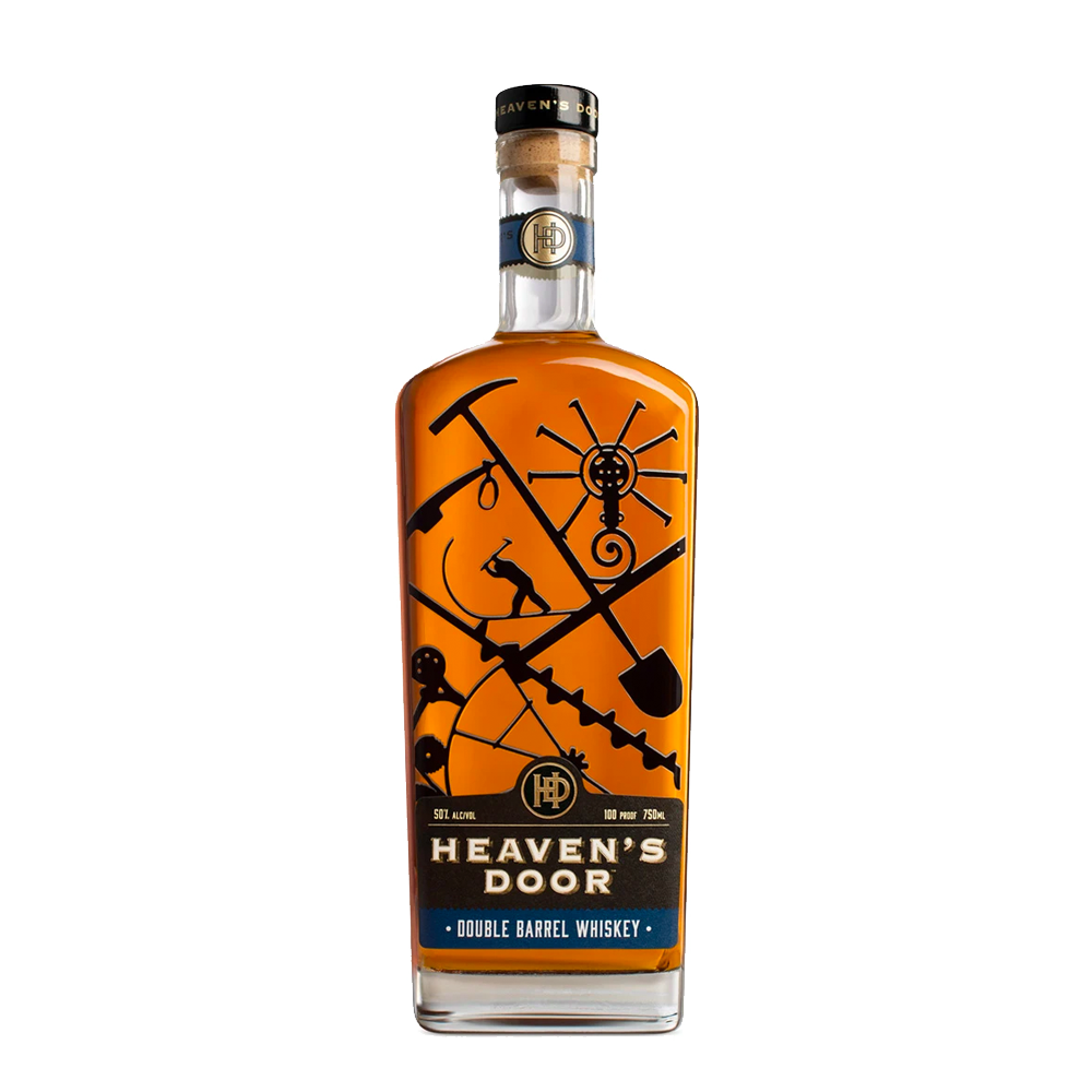 HEAVEN'S DOOR DOUBLE BARREL WHISKEY (5405267558554)