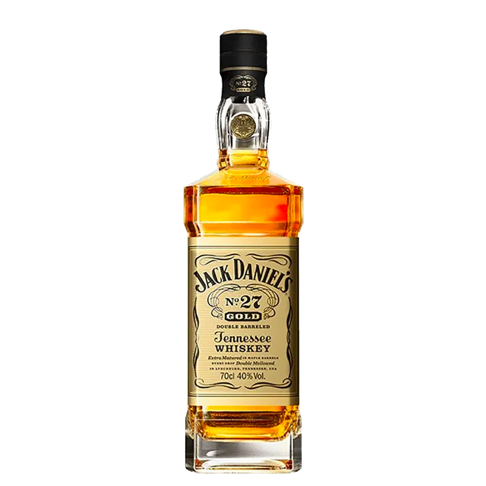 Load image into Gallery viewer, JACK DANIEL'S GOLD NO 27 WHISKEY (5404964159642)