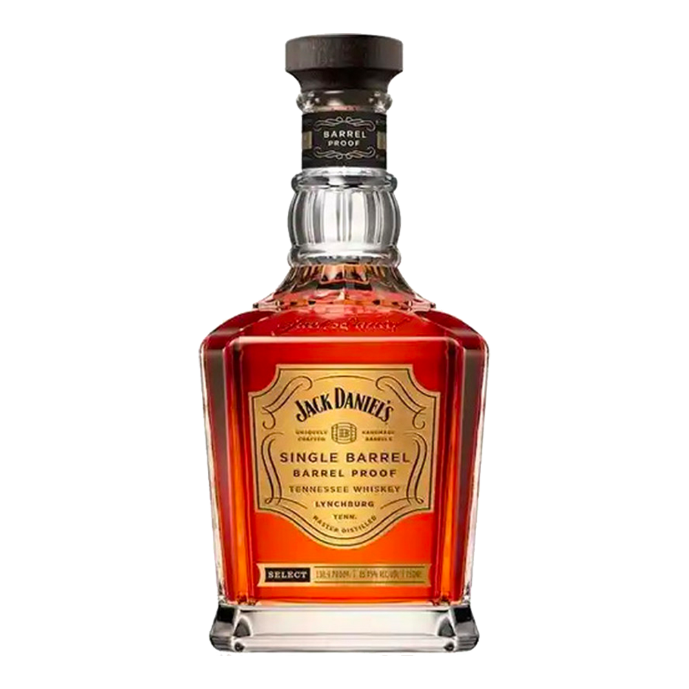 JACK DANIEL'S SINGLE BARREL BARREL PROOF WHISKEY (5404964290714)