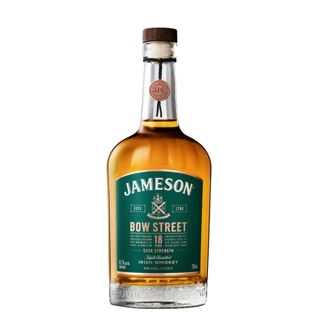 Load image into Gallery viewer, JAMESON BOW STREET CASK STRENGTH 18 YEAR OLD (5404905734298)